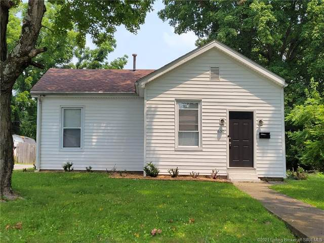 630 W 8th Street, New Albany, IN 47150 (MLS #202109434) :: The Paxton Group at Keller Williams Realty Consultants