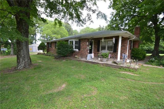 7919 W State Road 356, Lexington, IN 47138 (MLS #202109440) :: The Paxton Group at Keller Williams Realty Consultants