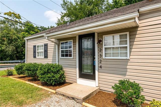 2324 Green Valley Road, New Albany, IN 47150 (MLS #202109444) :: The Paxton Group at Keller Williams Realty Consultants