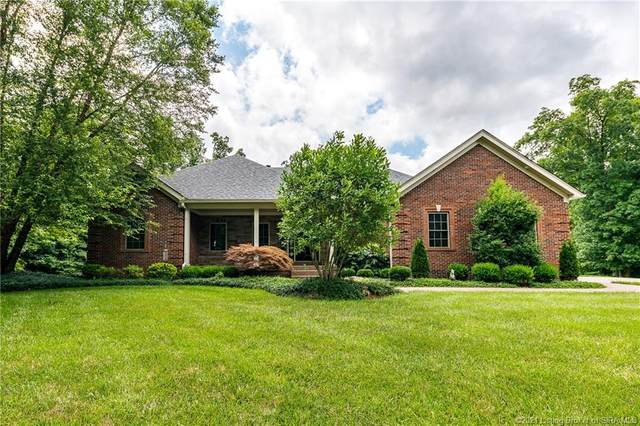 11551 Bradford Road, Greenville, IN 47124 (MLS #202109454) :: The Paxton Group at Keller Williams Realty Consultants