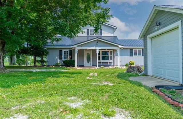 11204 Treloar Road, Memphis, IN 47143 (#202109458) :: Impact Homes Group