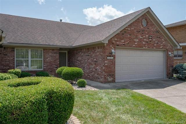 1641 Charlestown Station Court #21, New Albany, IN 47150 (MLS #202109462) :: The Paxton Group at Keller Williams Realty Consultants