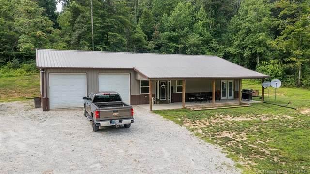 4718 S Slate Ford Road, Scottsburg, IN 47170 (#202109486) :: Impact Homes Group