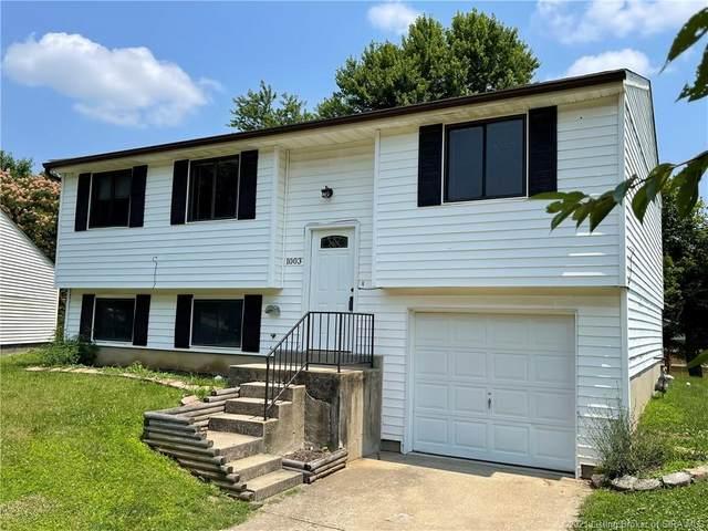 1003 Legislative Lane, Jeffersonville, IN 47130 (#202109491) :: Impact Homes Group