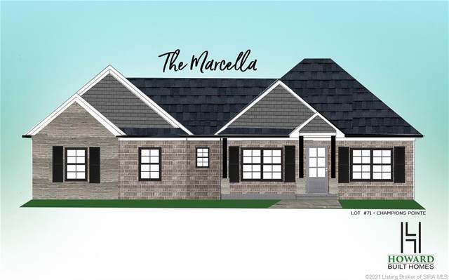 Lot 71 Champions Pointe Parkway, Henryville, IN 47126 (#202109496) :: Herg Group Impact