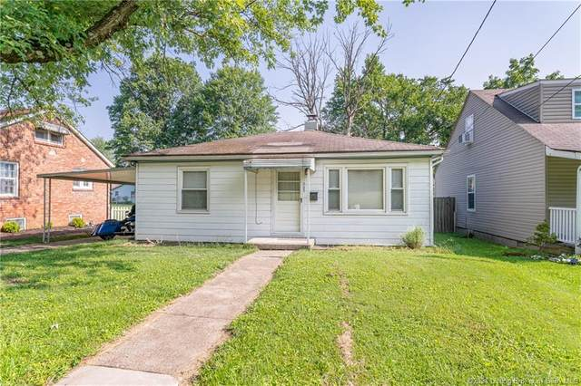 727 W Harrison Avenue, Clarksville, IN 47129 (#202109502) :: Impact Homes Group