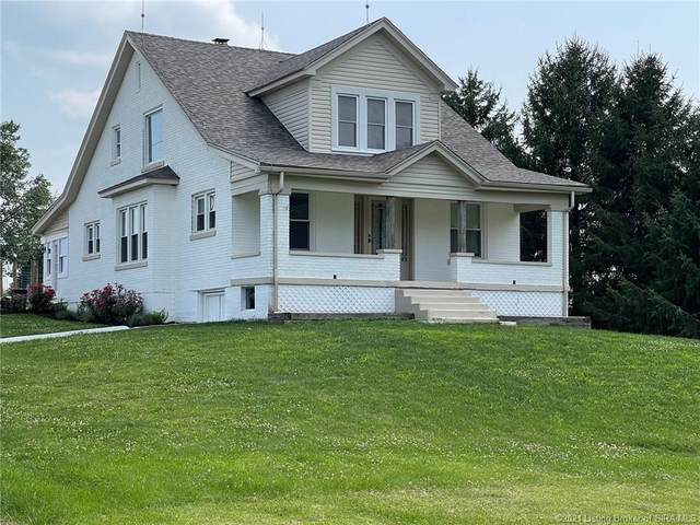6401 Woody Lane SE, Corydon, IN 47112 (MLS #202109507) :: The Paxton Group at Keller Williams Realty Consultants