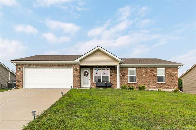 2810 Horse Trail Road, Jeffersonville, IN 47130 (MLS #202109513) :: The Paxton Group at Keller Williams Realty Consultants