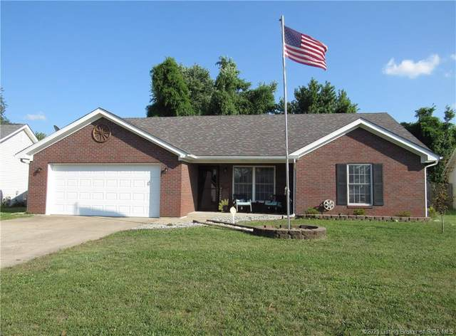 794 Rose Avenue, Jeffersonville, IN 47130 (MLS #202109520) :: The Paxton Group at Keller Williams Realty Consultants