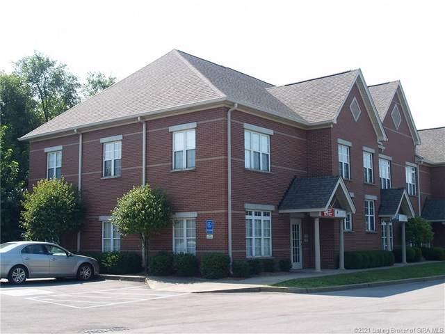 601 N Shore Drive #202, Jeffersonville, IN 47130 (#202109521) :: The Stiller Group