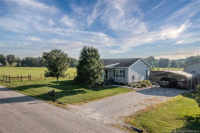 3038 S Double Or Nothing Road, Scottsburg, IN 47170 (#202109551) :: Impact Homes Group