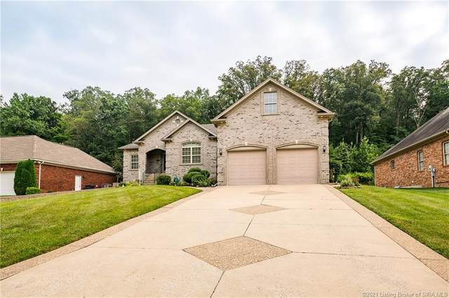 2712 Clearstream Court, New Albany, IN 47150 (MLS #202109552) :: The Paxton Group at Keller Williams Realty Consultants