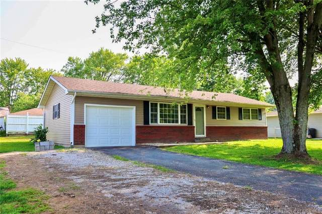 1207 W Kenwood Drive, Austin, IN 47102 (#202109573) :: Impact Homes Group