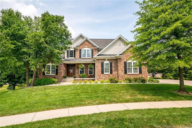 3708 Gracie Court, Floyds Knobs, IN 47119 (MLS #202109583) :: The Paxton Group at Keller Williams Realty Consultants