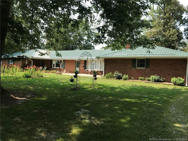 5786 W Foster Road, Hanover, IN 47243 (MLS #202109589) :: The Paxton Group at Keller Williams Realty Consultants