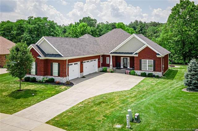 5027 Cooks Creek Lane, Sellersburg, IN 47172 (MLS #202109604) :: The Paxton Group at Keller Williams Realty Consultants