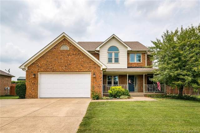3083 Cobblers Crossing Road, New Albany, IN 47150 (MLS #202109607) :: The Paxton Group at Keller Williams Realty Consultants