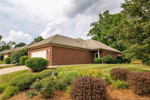 1226 Elizabeth Lane, Jeffersonville, IN 47130 (MLS #202109642) :: The Paxton Group at Keller Williams Realty Consultants