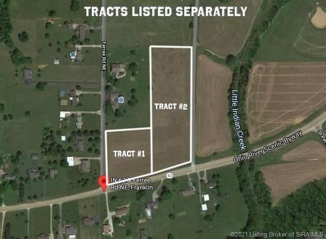 Tract 1 NE Ferree Road, Lanesville, IN 47136 (#202109708) :: The Stiller Group