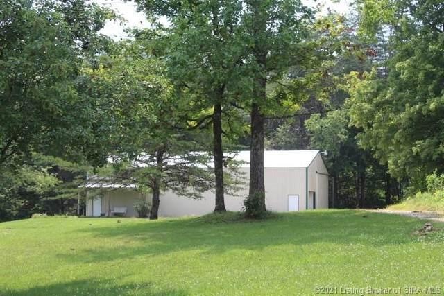5629 S State Road 37, Paoli, IN 47454 (#202109839) :: Herg Group Impact