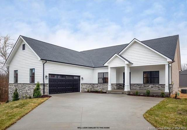 3038 Masters Drive (Lot #1), Floyds Knobs, IN 47119 (#202109940) :: The Stiller Group