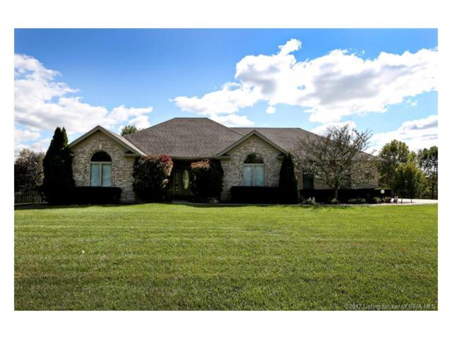 5001 White Tail Way, Greenville, IN 47124 (MLS #2017010146) :: The Paxton Group at Keller Williams