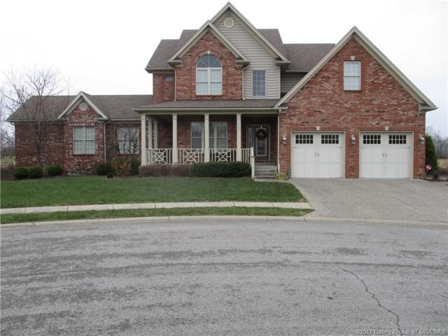 1420 Edgewater Court, Scottsburg, IN 47170 (MLS #2017011273) :: The Paxton Group at Keller Williams