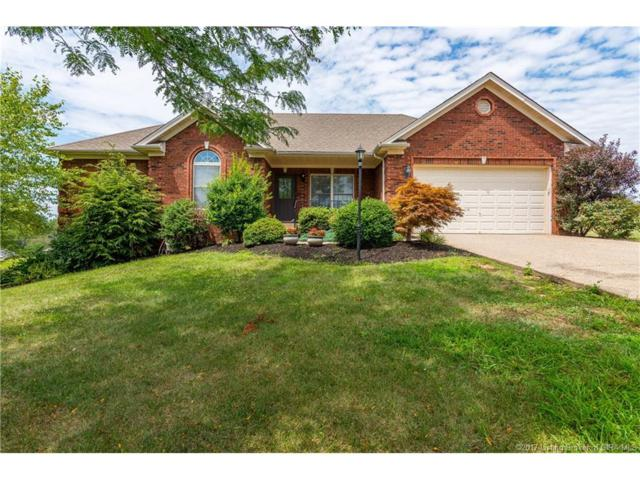 3203 Couch Court, Jeffersonville, IN 47130 (MLS #201706840) :: The Paxton Group at Keller Williams