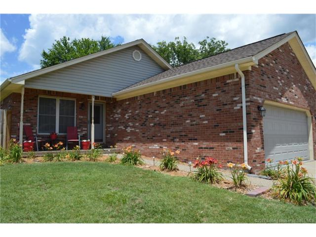 4213 Treesdale Drive, Sellersburg, IN 47172 (MLS #201707414) :: The Paxton Group at Keller Williams
