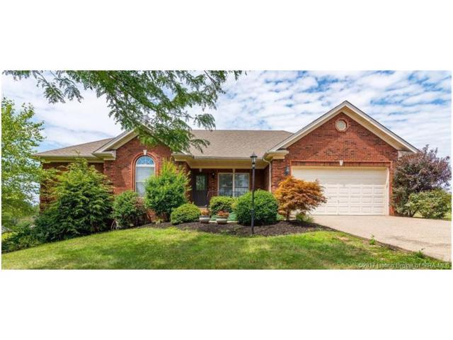 3203 Couch Court, Jeffersonville, IN 47130 (MLS #201709563) :: The Paxton Group at Keller Williams