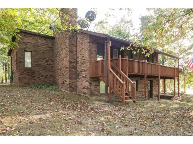 5285 E Whiskey Run Road NE, Georgetown, IN 47122 (MLS #201709851) :: The Paxton Group at Keller Williams