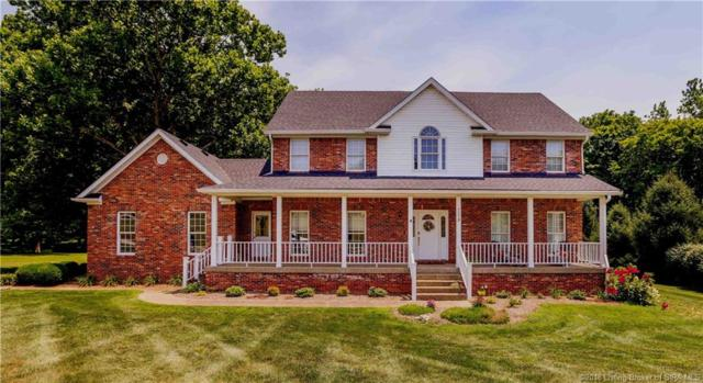 7318 Wind Dance Drive, Greenville, IN 47124 (MLS #2018010347) :: The Paxton Group at Keller Williams