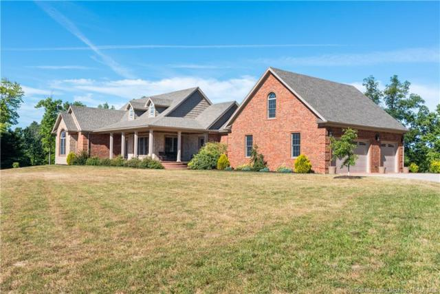 3155 Poplar Branch Road, Henryville, IN 47126 (MLS #2018010428) :: The Paxton Group at Keller Williams