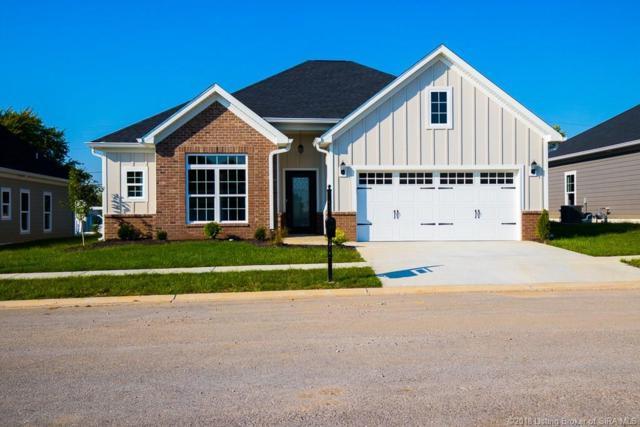 3511 Edgewood Village Drive - Lot 6, Jeffersonville, IN 47130 (#2018011834) :: The Stiller Group