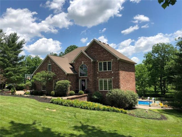 5726 Lentzier Trace, Jeffersonville, IN 47130 (MLS #2018012138) :: The Paxton Group at Keller Williams