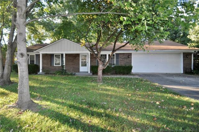 3307 Castlewood Lane, Jeffersonville, IN 47130 (MLS #2018012195) :: The Paxton Group at Keller Williams