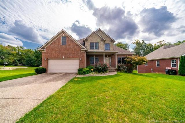 3018 Lake Vista Drive E, Jeffersonville, IN 47130 (MLS #2018012286) :: The Paxton Group at Keller Williams