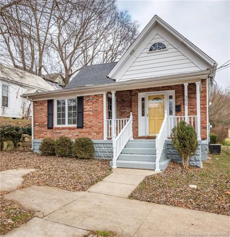 302 N Mulberry Street, Corydon, IN 47112 (MLS #2018013242) :: The Paxton Group at Keller Williams