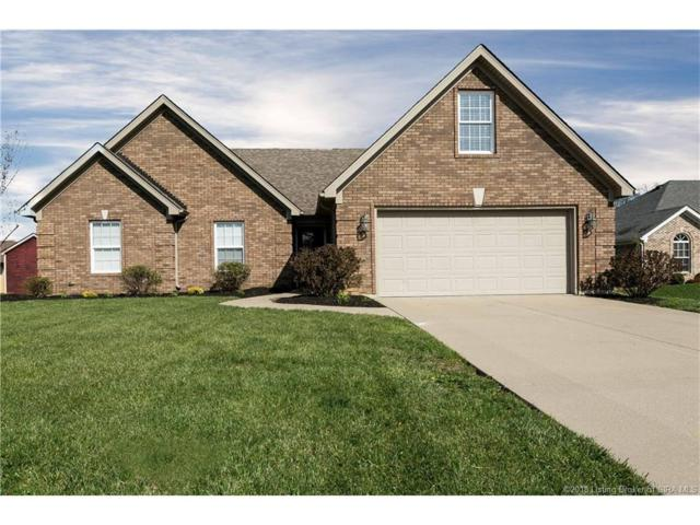 5309 Chateau Court, Jeffersonville, IN 47130 (MLS #201807834) :: The Paxton Group at Keller Williams