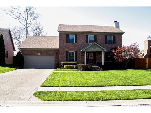 3119 Childers Drive, Jeffersonville, IN 47130 (MLS #201808177) :: The Paxton Group at Keller Williams