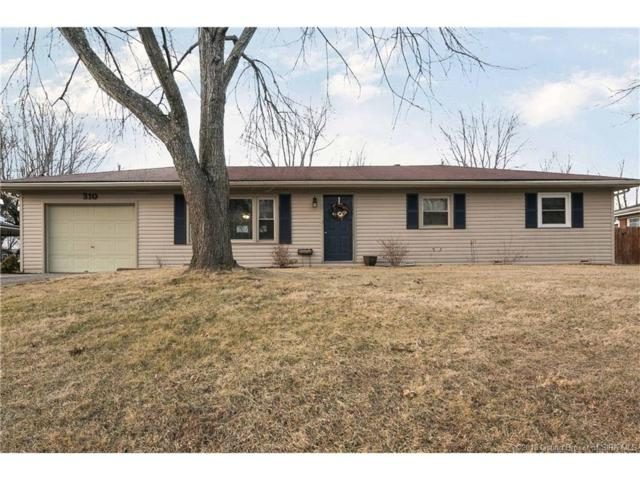 310 Crestwood Drive, Madison, IN 47250 (MLS #201808313) :: The Paxton Group at Keller Williams
