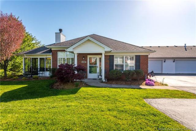 3587 Stonecreek Circle C, Jeffersonville, IN 47130 (MLS #201808531) :: The Paxton Group at Keller Williams