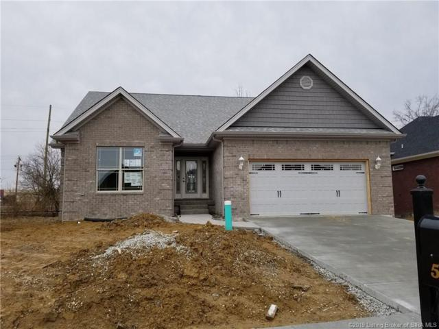 5712 Sugar Berry Lane Lot 318, Jeffersonville, IN 47130 (#201905988) :: The Stiller Group