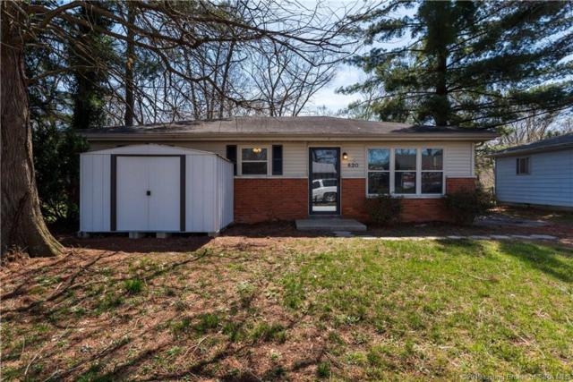 820 Elmwood Avenue, New Albany, IN 47150 (MLS #201906814) :: The Paxton Group at Keller Williams