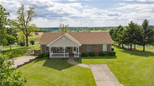 1715 Old Salem Road, Lanesville, IN 47136 (MLS #201907975) :: The Paxton Group at Keller Williams