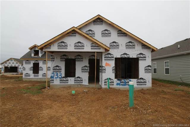 1402 - Lot 233 Park-Land Trail, Jeffersonville, IN 47130 (MLS #2020010194) :: The Paxton Group at Keller Williams Realty Consultants