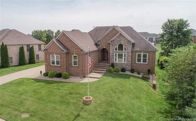 3003 Regency Way, Jeffersonville, IN 47130 (MLS #2020010218) :: The Paxton Group at Keller Williams Realty Consultants