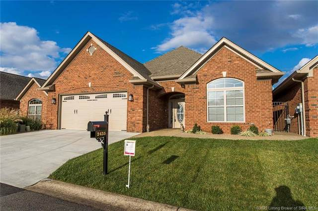 2435 Aspen Way, Jeffersonville, IN 47130 (#2020010916) :: Impact Homes Group