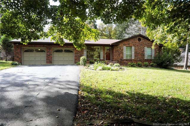 6209 E Valley View Drive, Greenville, IN 47124 (MLS #2020010995) :: The Paxton Group at Keller Williams Realty Consultants