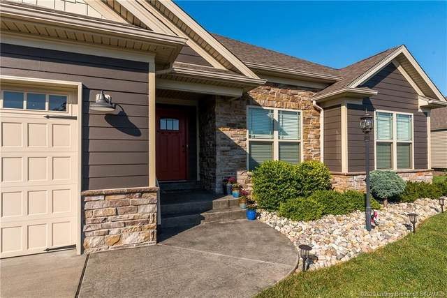 2905 Chestnut Eagle Ridge, Jeffersonville, IN 47130 (MLS #2020011159) :: The Paxton Group at Keller Williams Realty Consultants